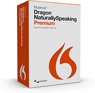 Nuance Dragon NaturallySpeaking Premium 13 (Discontinued)