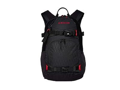 Burton Riders Pack 25L (Black Cordura) Day Pack Bags