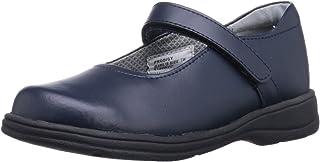 School Issue Girls' Prodigy 5100 Mary Jane Uniform Shoe 3.5 M US Big Kid Navy Nvc