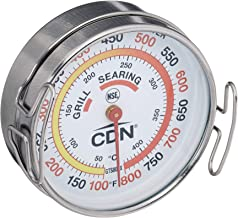 CDN GTS800X Grill Surface Thermometer, Silver