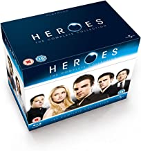 Heroes Complete Series 1-4 Heroes - The Complete Collection Reg.A/B/C United Kingdom