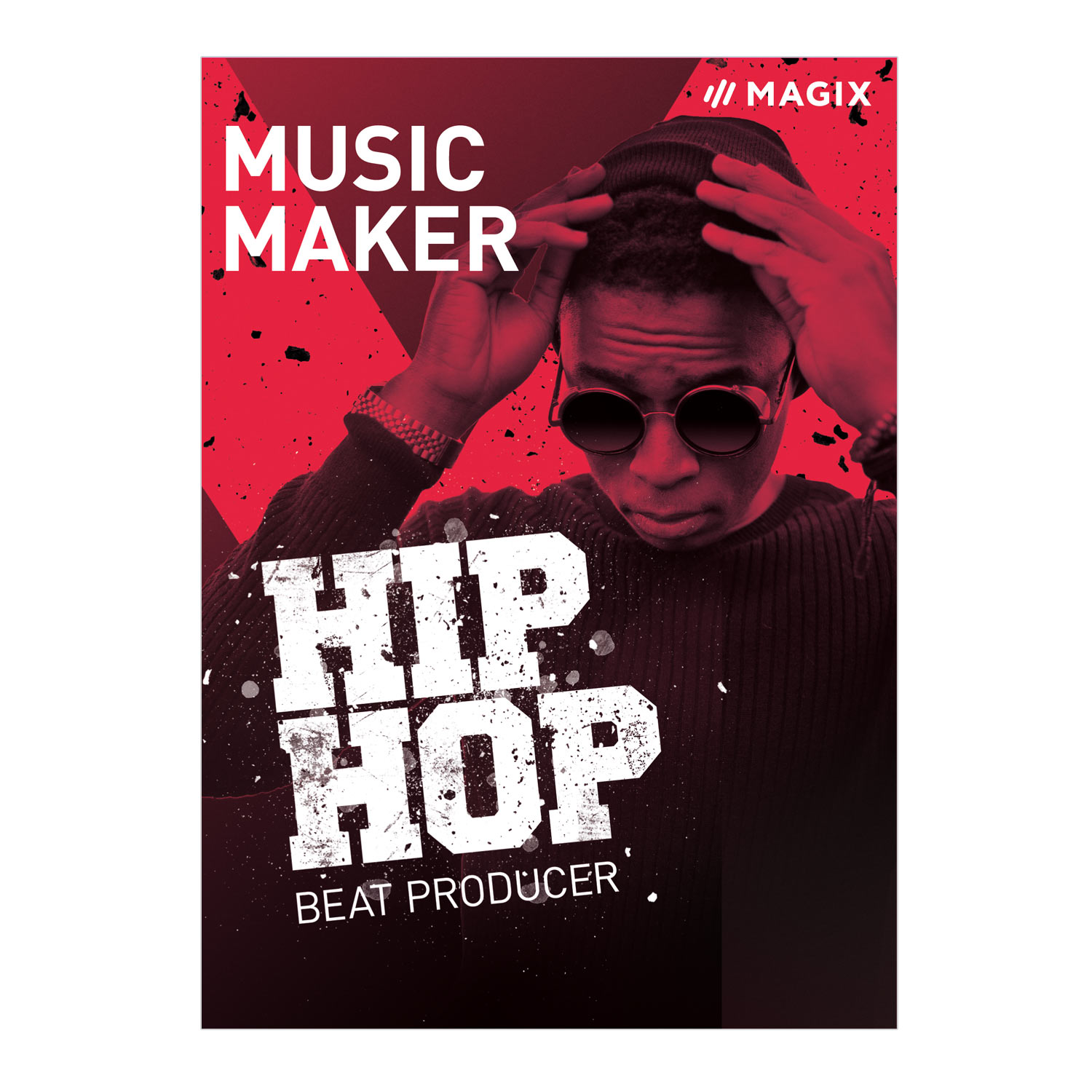 MAGIX Music Maker – Hip Hop Beat Producer Edition – Audio software for creating...