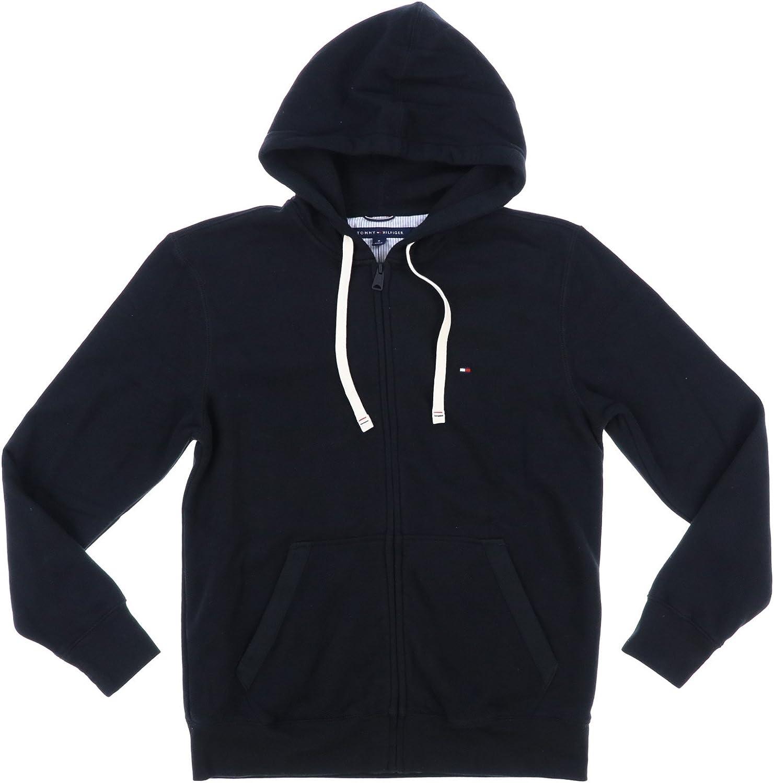 Tommy Hilfiger Men's Full Zip Hoodie Sweatshirt