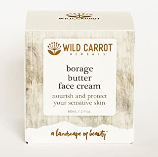 Borage Butter Face Cream Wild Carrot Herbals 60 mL Cream