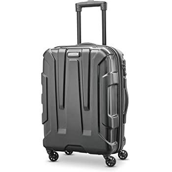 Samsonite Centric Hardside Expandable Luggage with Spinner Wheels Black