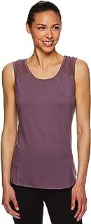 Women's Strappy Open Back Yoga Tank Tops - Sleeveless Performance Workout Shirt
