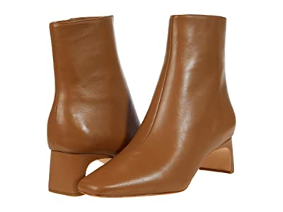 Loeffler Randall Lennon Mid-Heel Square Toe Ankle Boots