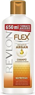Revlon Flex Keratin Nourishing Argán Oil Champú - 650 ml