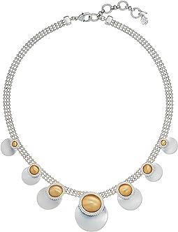 Lucky Brand Satin Finish Collar Necklace