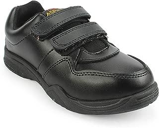 schoolfun Boys & Girls School Shoes Black (Unisex)