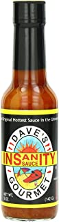 Dave's Original Insanity Hot Sauce - 5oz