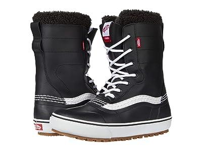 Vans Standard MTE Snow Boot (Black/White) Men