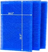 RayAir Supply 20x25 Dynamic Air Cleaner Replacement Filter Pads 20x25 Refills (3 Pack)