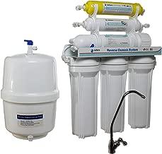 Filtro de Agua Membrana PVDF 600L GRASSAIR Filtro de Agua UF Prefiltro Ultrafiltraci/ón Purificador de Agua Frontal Prolongue la Vida /útil del electrodom/éstico Osmosis inversa RO H