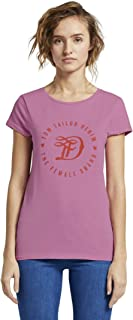 Tom Tailor Women's Print T-Shirt