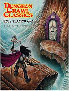 Goodman Games Dungeon Crawl Classics Role Playing Game, Hardcover Edition