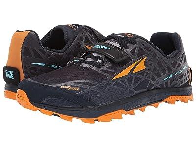 Altra Footwear King MT 1.5 (Black/Orange) Men