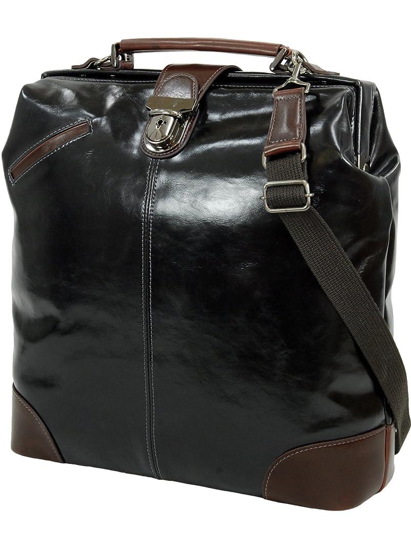 プロフェッショナルむしゃむしゃ宝[プレックス]PREX 3way ダレス バッグ リュック 斜め掛け 手持ち 10421 ブラック