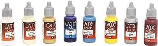 Vallejo Game Color Jeu Elfes de peinture acrylique–couleurs assorties (Lot de 8)