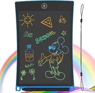 GUYUCOM Tavoletta per Scrittura LCD Schermo da 8,5 Pollici Schermo colorato Doodle Tavolo da Disegno Tavoletta Grafica con...