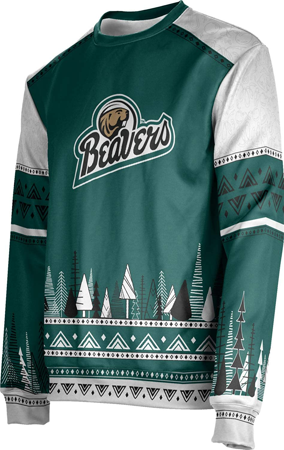 ProSphere NEW before selling Bemidji State University Limited Special Price Ugly - Sweater Holiday Men's