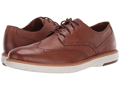 Clarks Draper Wing (Tan Leather) Men