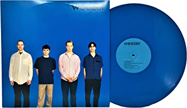 Weezer (Blue Album) Exclusive Blue Color Vinyl