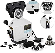 Mophorn Power Feed X-Axis Torque 150Lbs Power Feed Milling Machine 200PRM Power Table Feed Mill Fits Bridgeport Acer (150LBS X-Axis Torque)