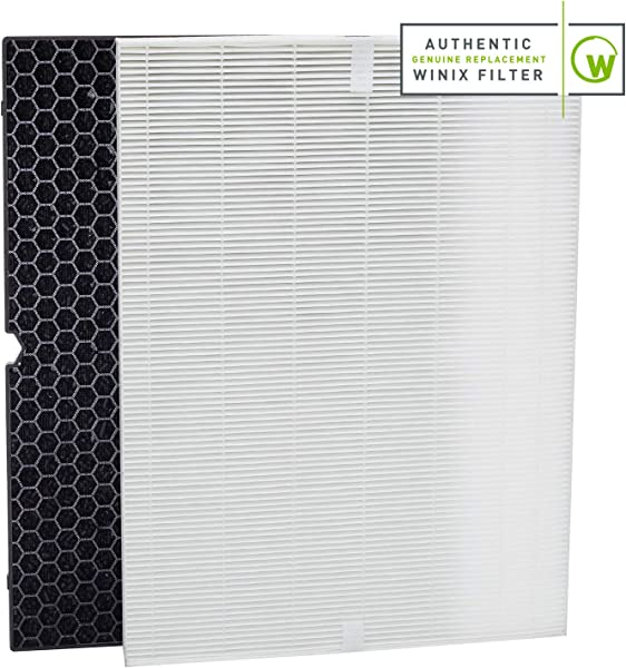 Genuine Winix 116130 Replacement Filter H For 5500 2 Air Purifier