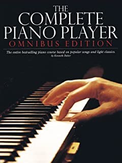 The Complete Piano Player: Omnibus Edition (Complete Piano P