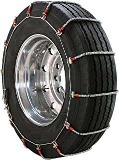Security Chain Company TA1939 Alloy Radial Heavy Duty Truck Singles Tire Traction Chain - Set of 2