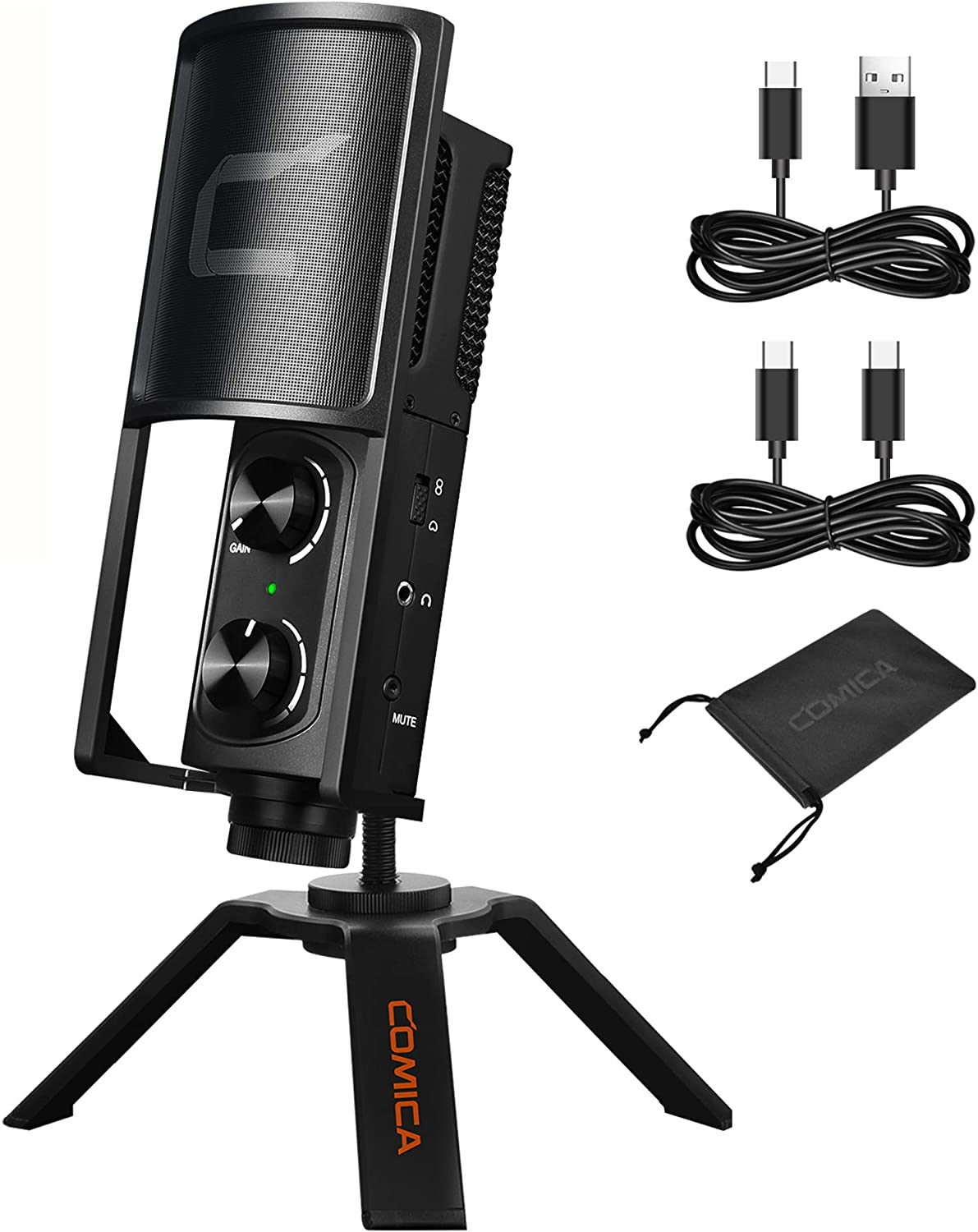USB Microphone Comica Indefinitely STM-USB Studio Condenser for Ranking TOP19 Re