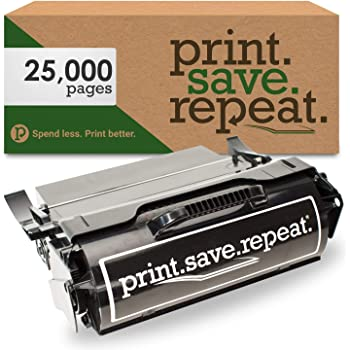 CIG Remanufactured High Yield Universal MICR Toner Cartridge for Lexmark T650//T652//T654//T656