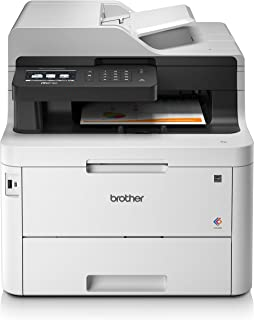 Brother Impresora MFC-L3770CDW A4 láser a Color, para móviles y PC Conectado, impresión, Copia, escaneo, fax y Impresión a...