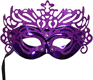 Fashion Sexy Lady Girl Half Face Mask for Costume Masquerade Halloween Party