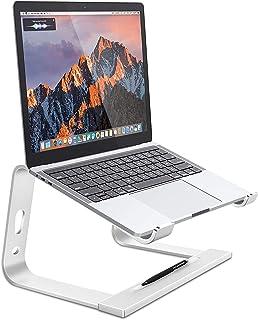 LENRUE Laptop Stand Riser for Desk, Ergonomic Aluminum Laptop Holder Talbet Stand for 10-17.3Inches Notebook Computer MacB...