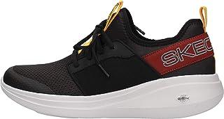 حذاء الجري جو رن فاست ستيدفاست- سهل الارتداء بنعل مرتفع عالي الجودة من سكيتشرز