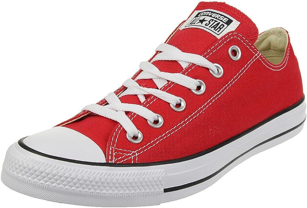 Converse chuck taylor all star 1u647 scarpe sportive sneakers basse unisex in tela M9696A