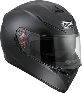 AGV K3 SV Motorcycle Helmet Matte Black Medium/Large - DOT-Approved