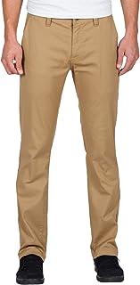 Volcom Men's in Modern Stret Chino Trousers