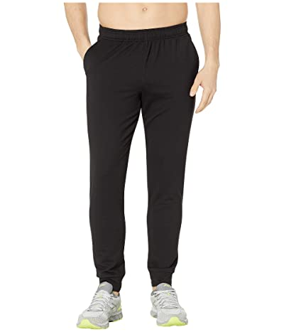 Jockey Active Soft Terry Training Jogger (Black) Men