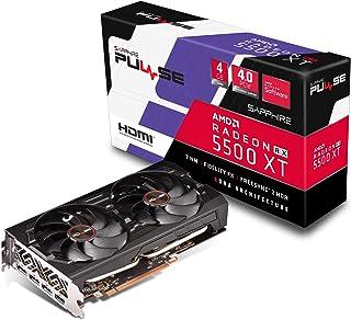 SAPPHIRE PULSE RADEON RX 5500 XT 4G グラフィックスボード 11295-03-20G VD7151