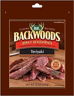 LEM Backwoods Teriyaki Seasoning with Cure Packet