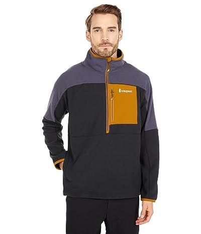 Cotopaxi Dorado 1/2 Zip Fleece Jacket (Graphite/Black) Men