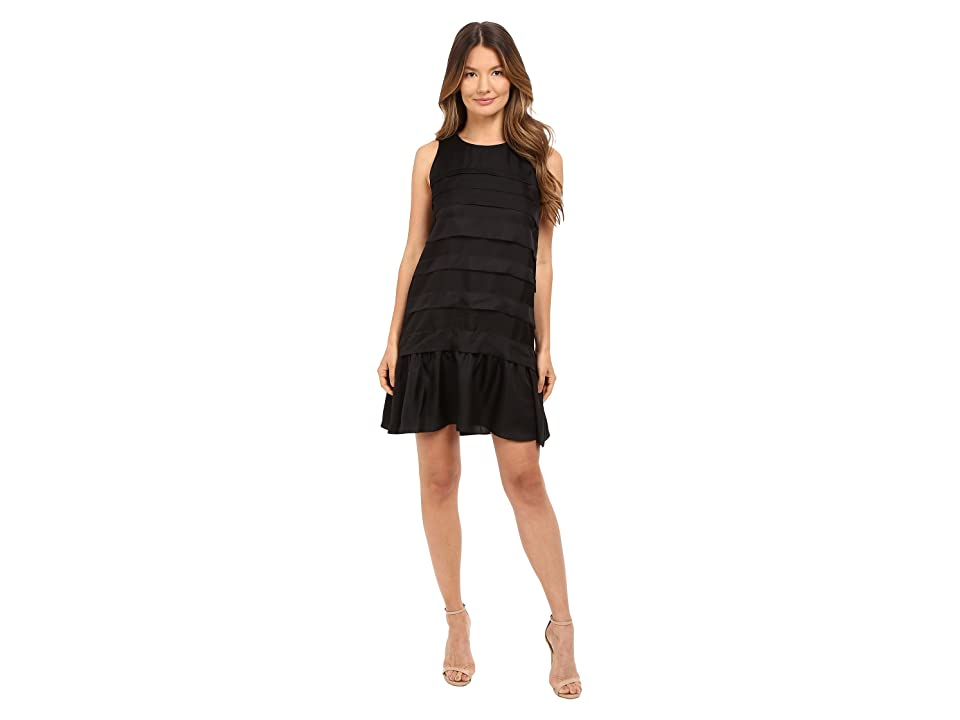 ZAC Zac Posen Monica Dress (Black) Women