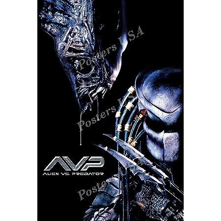 Aliens Vs Predator 2 Giant Wall Art Poster Print