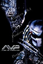 Posters USA - Alien vs Predator Movie Poster GLOSSY FINISH - MOV739 (24