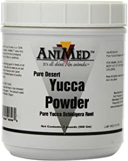 AniMed Yucca Pure Supplement for Horses, 2-Pound