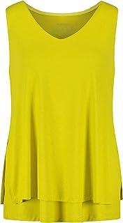 Samoon Top Gewirke Camiseta Mujer