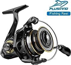 PLUSINNO Spinning Reel, 9+1 BB Fishing Reel, Ultra Smooth...